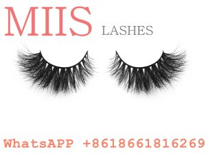eyelash 3D mink Lashes