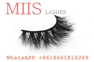 pro eyelashes for makeup