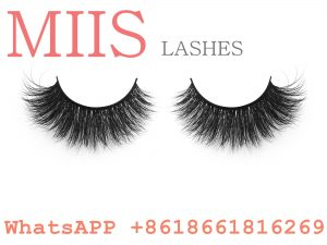 Private Lable 3D mink Lashes